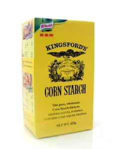 Corn Starch by Kingsford | Buy Online at The Asian Cookshop.